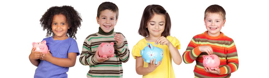 Zahlen, Geld und Glück, Stiftung, Volksbank Bruchsal-Bretten, Kindergarten, Hambrücken